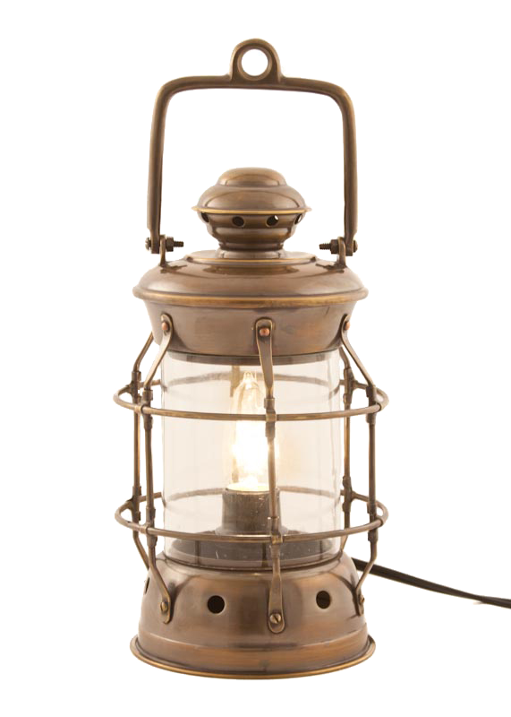 ... Electric Lantern   Antique Patio Lamp